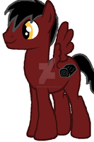 charcoal Wind Adult by ThunderStormin