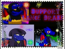 Lance Drake -stamp- by BrookeCPhotography