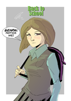 Twitch Doodle Back To School by wildcats25