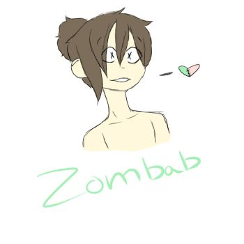 Zombab by Baymax2002