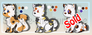 Colorful Pups Adopts 4: OPEN by Sparkle-And-Sunshine