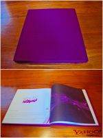 Yahoo PurpleScape Book by area105