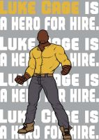 Luke Cage by blindfaith311