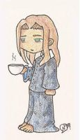 Vexen...in the morning by NarcolepticPenguin
