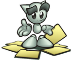 My Documents Icon - Fella PNG by Tech-Dave