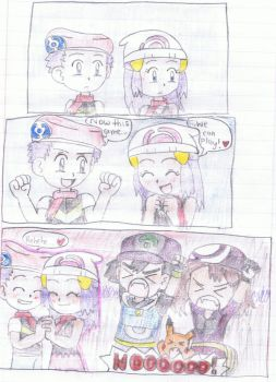 Chibi Adventures Comic5 Part14 by resotii