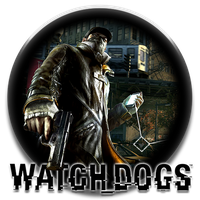 Watch Dogs Icon by DudekPRO