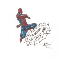 Spider-Man by TaylorPurvis