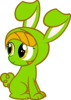 My little OMGF bunny!!!??? by Lyd2000