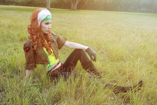 Rogue - Southern Sunset by MeganCoffey