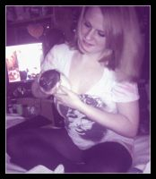 Me And Flash The Rat by ladylovely530