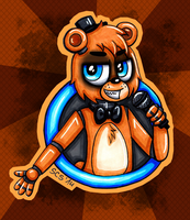 Freddy Fazbear by Spacecat-Studios