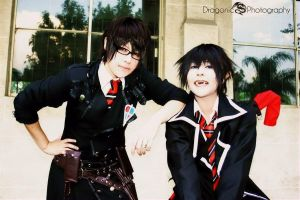 Ao no Exorcist: Okumura Brothers by sasu89