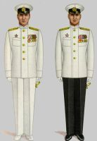 Soviet Army Uniforms 15 by Peterhoff3
