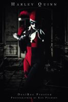 Harley Quinn - She who laughs last by Enasni-V