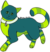 100-5 Themes - Happy Cat Adopt - Adopted by Feralx1