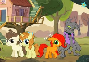 MLP - The Next Generation by Inkheart7