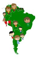 South America - SATW by SouthAmerica-SATW