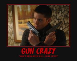 Gun Crazy by RyoLovesMe
