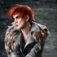 Patrick Wolf by mjorf