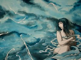 Lady in the Water by Anodyne-for-the-weak