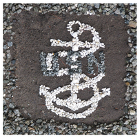 :: fouled anchor :: by LaughingSquid