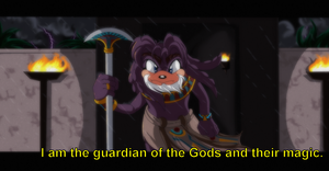 Screenshot - The Guardian of the Gods by oreana