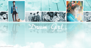 ~.SHINee - Dream Girl l Solo Wallpaper : TaeMin.~ by SNSDLoveSNSD