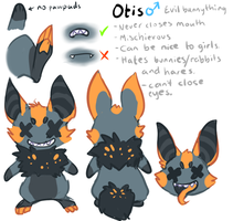 Otis Ref 2013 by Smushey