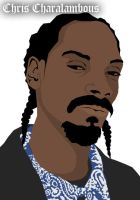 Snoop Dogg by Graffiti-Artist