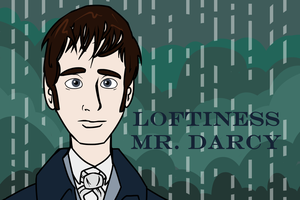 PRIDE: Loftiness -- Mr. Darcy by themollyb