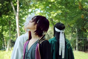 Time change us - Gintama by Sally-hiou