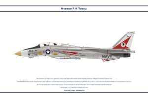 F-14A VF-14 1 by WS-Clave