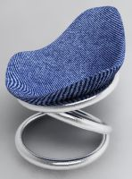 Architectural Nest Chair by Cymae
