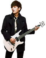 Myungsoo Render by black-phoenix21