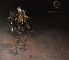 Ancestor Skeleton by Swietopelk