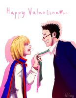 Valentine by fifi-frog