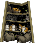 Carnivorous Cat Swarm by ProdigyDuck