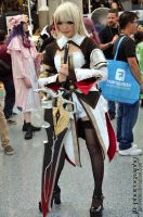 Anime Expo 2014 : Faces of Cosplay_0124 by JuniorAfro