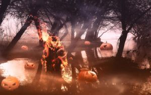 Rise of the Pumpkins by ArejayDesigns