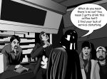 Darth Vader meets Clerks by deanfenechanimations