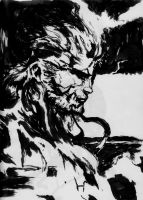 Yoji Shinkawa Study by Damaskino