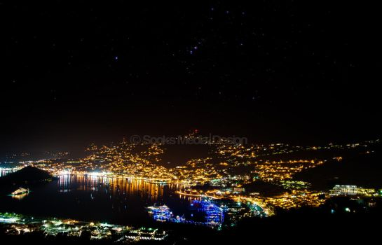 ST. Thomas afterdark by SooksVI