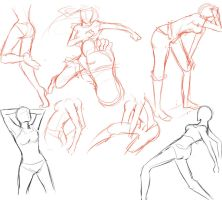 Poses 01 by propensity