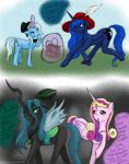 Trixie the Great and Powerful by PhantasmicDream