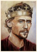 Tom Hiddleston - The Hollow Crown by MeduZZa13
