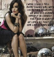 Demi Lovato Quote 1 by Stay-Strong
