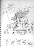 GS Sketchbook 1 - Dead Fish by DocWario