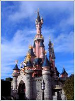 Disneyland Paris Heart by Anawielle