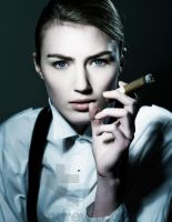 androgynous by andrewfphoto